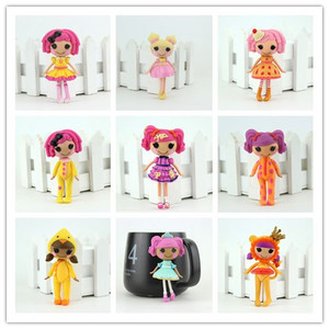 Image 2 - New arrival Mini  3Inch Original MGA Lalaloopsy Dolls Mini Dolls For Girls Toy Playhouse Each Unique