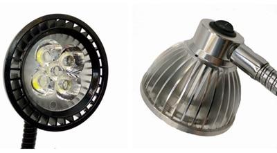 5 Watt Led Schwanenhals Arbeitsleuchte Licht & Beleuchtung