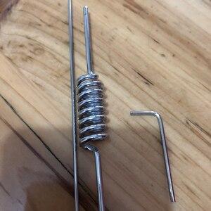 Image 3 - Dual band SG M507 antenne mit 11cm sauger für auto montieren antenne mobile transceiver Handheld Stamm Mobile Radio Antenne