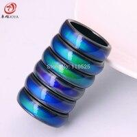 Magnetic Hematite Mood Ring Hot Sale 60pcs Set Free Shipping