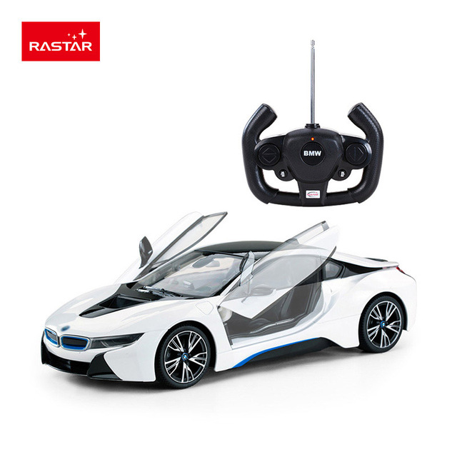 Rastar Licensed Rc Car Bmw I8 Scale 1 14 Newest Products In China