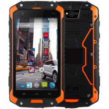 Guophone V9 4.5 дюймов Android 5.1 3G смартфон MTK6580 4 ядра 1.5 ГГц 1 ГБ Оперативная память 8 ГБ Встроенная память 4500 мАч батарея GPS камеры