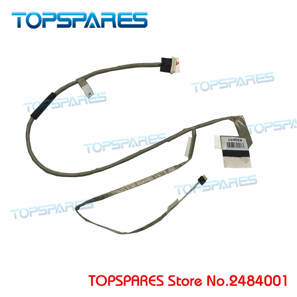 Novo Cabo Cabo Do Monitor de Laptop Para Toshiba Satellite L670 L675 L670 DC020011H10 L675 LCD LVDS cable