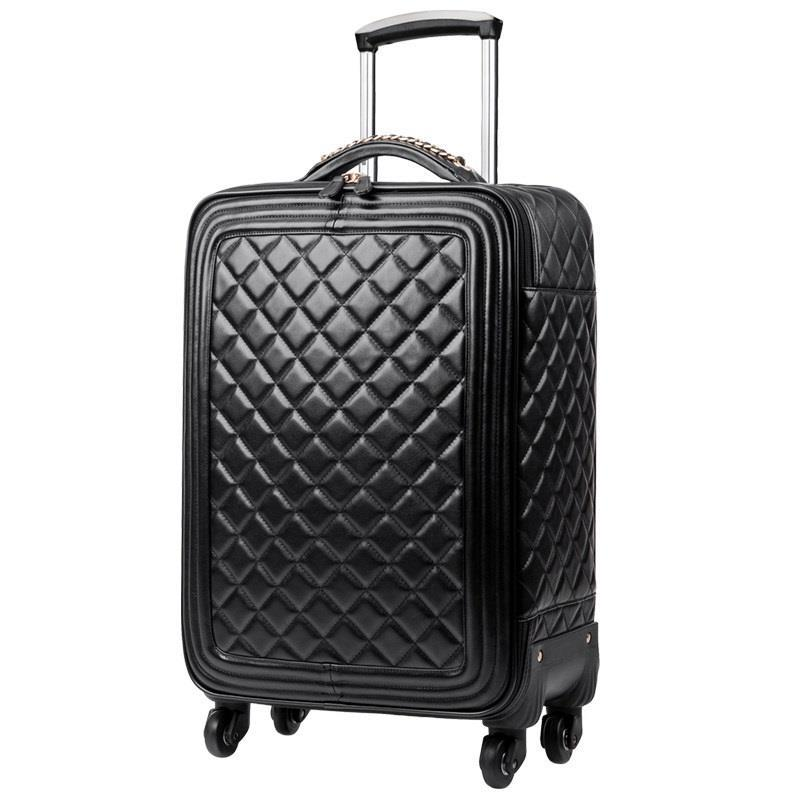 162024inch PU Leather trip suitcases and travel bags valise cabine maletas valiz suitcase koffer carry on luggage 162024inch pu leather trip suitcases and travel bags valise cabine maletas valiz suitcase koffer carry on luggage