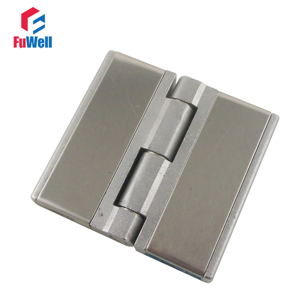 2pcs CL251-3 Door Butt Corner Hinges Zinc Alloy Heavy Duty Door Hinges 60x63mm Furniture Hinges for Kitchen Cabinets цена