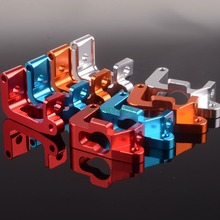 2P Alloy FRONT HUB CARRIERS (L/R) For 1/10 RC HPI Racing Bullet 3.0 ST/MT/WR8 #101209