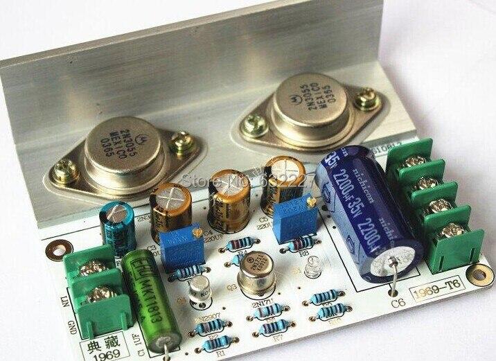 Электронные компоненты и материалы 1969 MOT