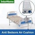 CE Medical Hospital Leito Prevenir Escaras e Decúbito Alternando a Pressão do Colchão com Bomba de Ar Pneumático Coxim Da Massagem