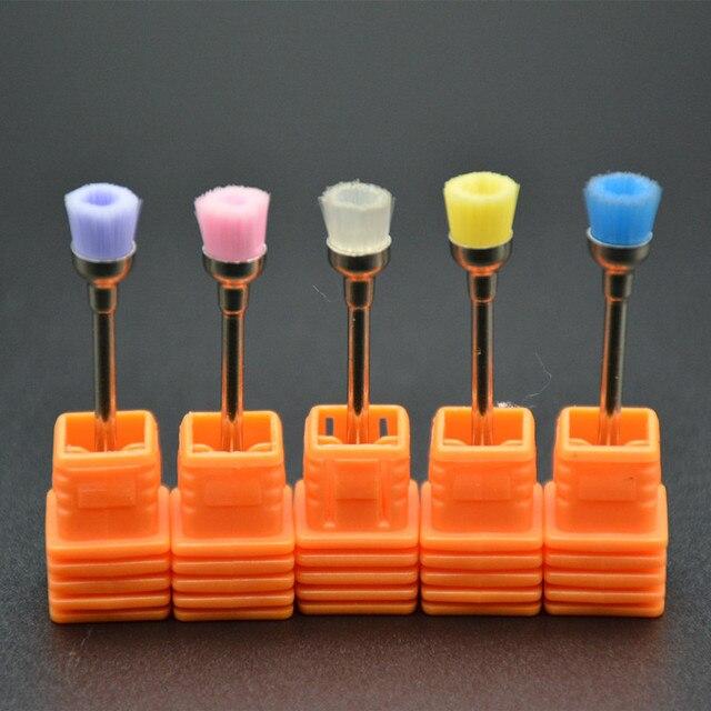 MAOHANG Professional 5pcs/lot Nail Drill Cleaning Brush For Nail Art ...