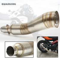 36 51MM Motorcycle Universal Exhaust Pipe Muffler FOR ktm duke 390 duke 125 duke 200 1290 super adventure Duke 390 690 990 1290
