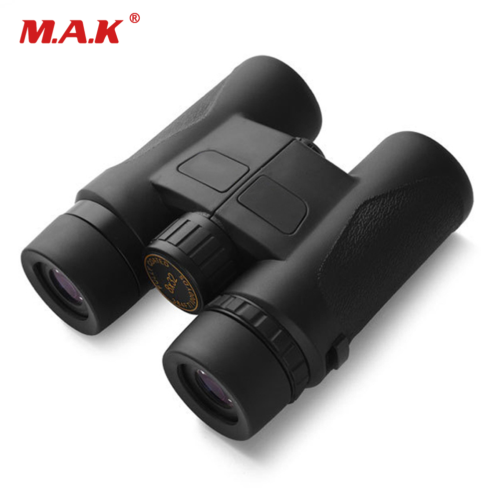 8x32 Binoculars For Hunting Compact Binoculars Multi-color Telescope with Bak4 Prism Camping Binocular Hunting Goods sika hd10x50 binoculars professional compact telescope bak4 for birdwatching travel stargazing hunting camping m0054