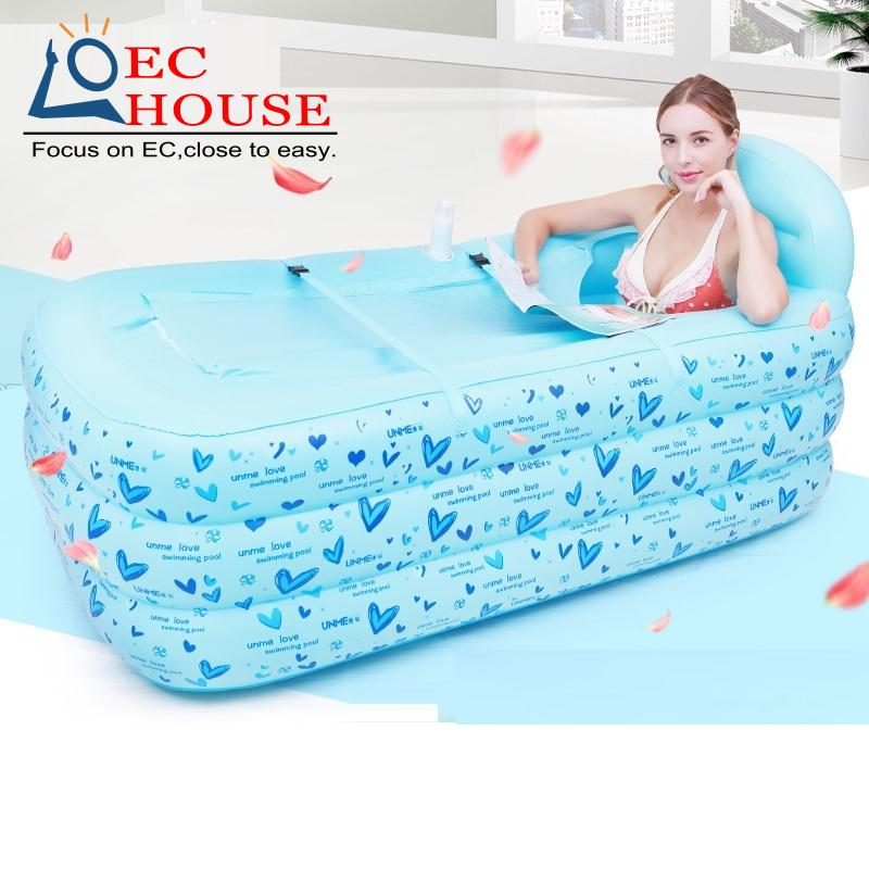 online buy wholesale inflatable baby bathtub from china. Black Bedroom Furniture Sets. Home Design Ideas