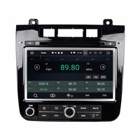 Octa core 2 DIN 8 Android 8.0 автомобиль Радио DVD GPS для VW Volkswagen Touareg 2010 2014 с 4 ГБ Оперативная память Bluetooth 32 ГБ Встроенная память зеркало link