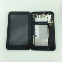 High Quality LCD Display Panel Touch Screen Panel Digitizer Assembly With Black Frame Replacement For Lenovo