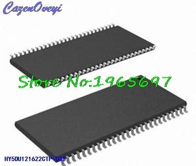 2pcs/lot HY5DU121622CTP-D43 HY5DU121622CTP TSOP-66 New Original In Stock