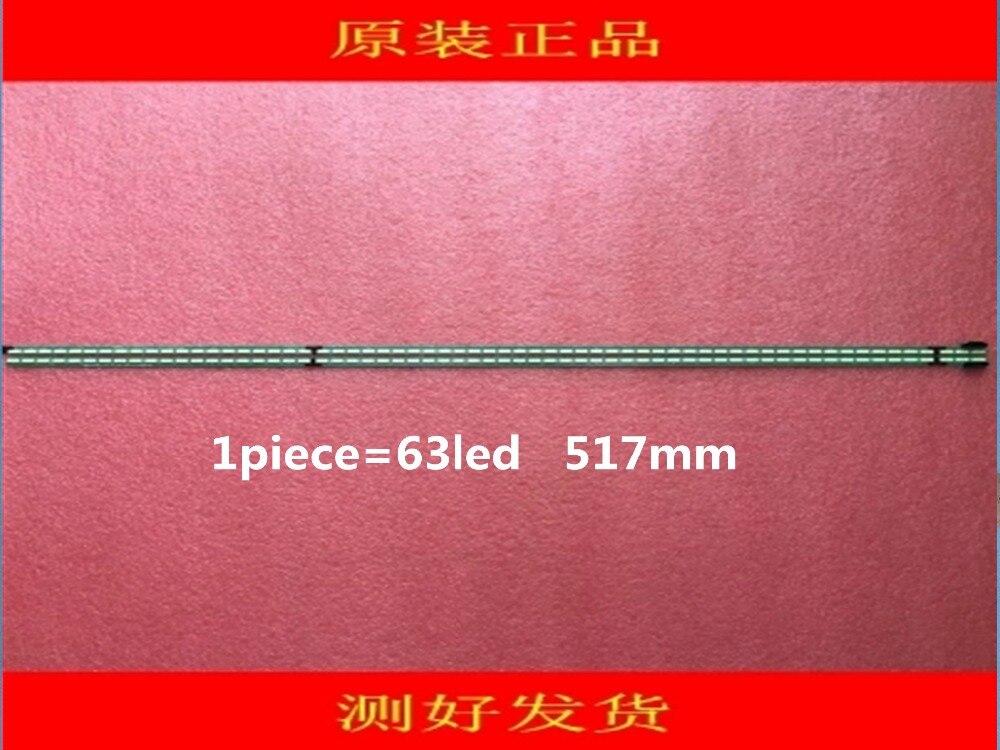 2pcs 517mm LED strip 63leds For LG Skyworth 6916L-1191A 6922L-0029A 47LM6700E 6922L-0071A LC470EUG(PF)(F1) 47E700S 47 inch TV   2pcs 517mm LED strip 63leds For LG Skyworth 6916L-1191A 6922L-0029A 47LM6700E 6922L-0071A LC470EUG(PF)(F1) 47E700S 47 inch TV