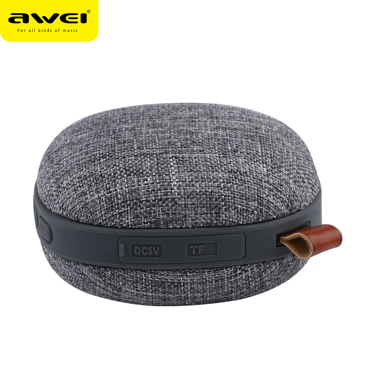 AWEI Y260 Bluetooth Speaker Mini Portable Wireless Speaker IPX4 Waterproof Kalonki Sound Box Blutooth Boombox For Computer Phone