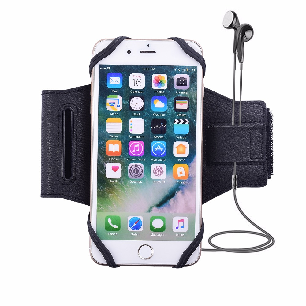 Mobile Phone Accessories Armband For Nokia Lumia 515 Sports Running Jogging Arm Band Cell Phone Holder Pouch Bag Case For Nokia Lumia 515 Phone On Hand Consumers First