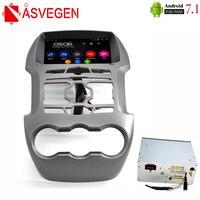 Asvegen Car Dvd Player Stereo Radio For Ford Ranger 2011 2014 Android 7 1 Octa Core