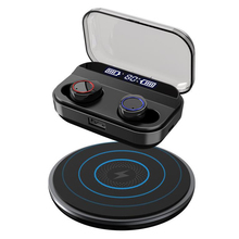 Wireless Headset Bluetooth 5.0 X11 TWS mini Power Display Touch Control Sport Stereo IPX7 Waterproof with Charging Box