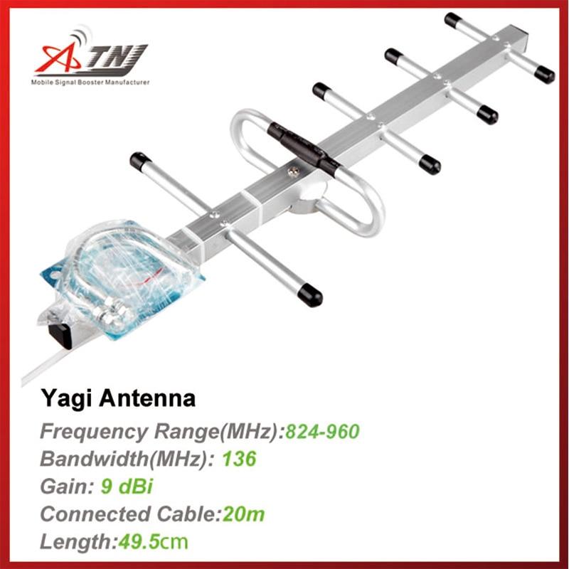 Eropa 4G LTE 800 MHz Band 20 Sinyal Ponsel 4G 4G FDD LTE ALC 70dB - Aksesori dan suku cadang ponsel - Foto 6