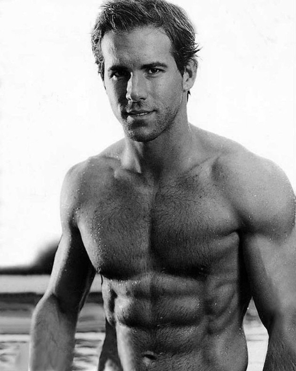 Home Decor Ryan Reynolds Actor Star-Silk Art Poster Wall Sicker Decoration Gift image