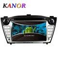 Для Hyundai iX35 Tucson 2009 2010 2011 2012 2013 2014 2015 Android 5.1 quad core 2 дин dvd gps радио стерео 2 din