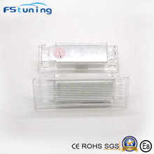 FStuning LED Car courtesy step door light For BMW F20 F30 Error Free led interior car canbus for