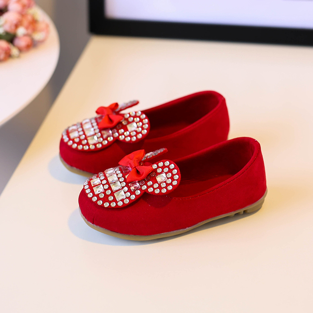 Hot SALE Candy Color Girls Princess Shoes Fashion Designer Kids Sandals Summer Girls Bowknot Single Shoes Size 21-30 4