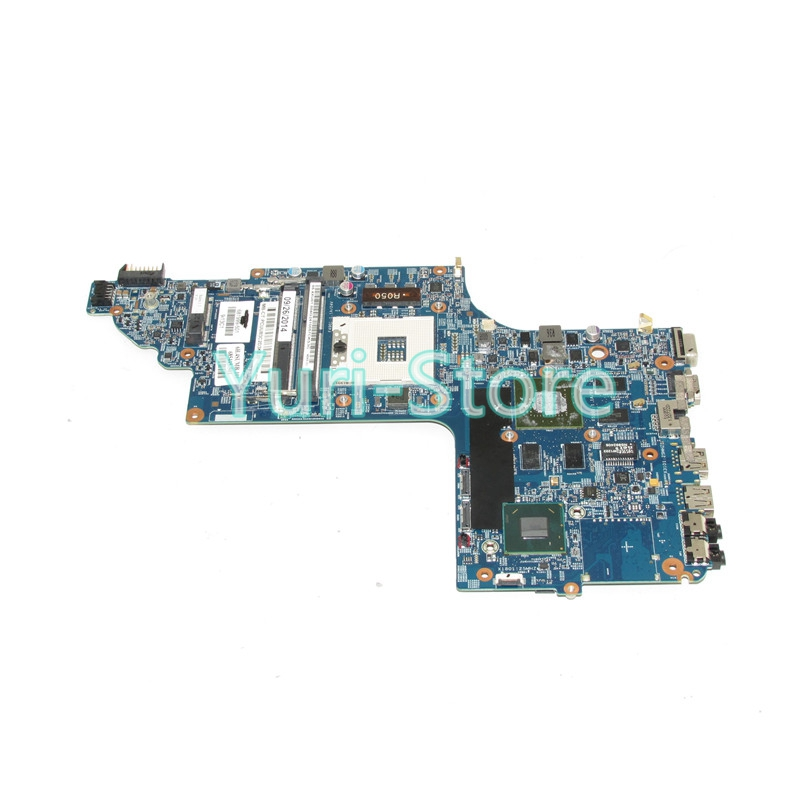 NOKOTION Laptop Motherboard For HP pavilion DV7 DV7T DV7-7000 Main Board 682040-501 682040-001 17 Inch GT650M 2G Graphics 645386 001 laptop motherboard for hp dv7 6000 notebook pc system board main board ddr3 socket fs1 with gpu