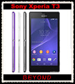 "Sony Xperia T3 Abierto Original GSM 3G y 4G Android Teléfono Móvil D5103 Quad-Core 5.3 ""8MP WIFI GPS 8 GB Dropshipping"
