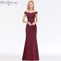 Custom Made All Colors Vintage Lace Appliques Mermaid Bridesmaid Dresses Formal Maid Of Honor Party Gowns Vestido De Festa 2018