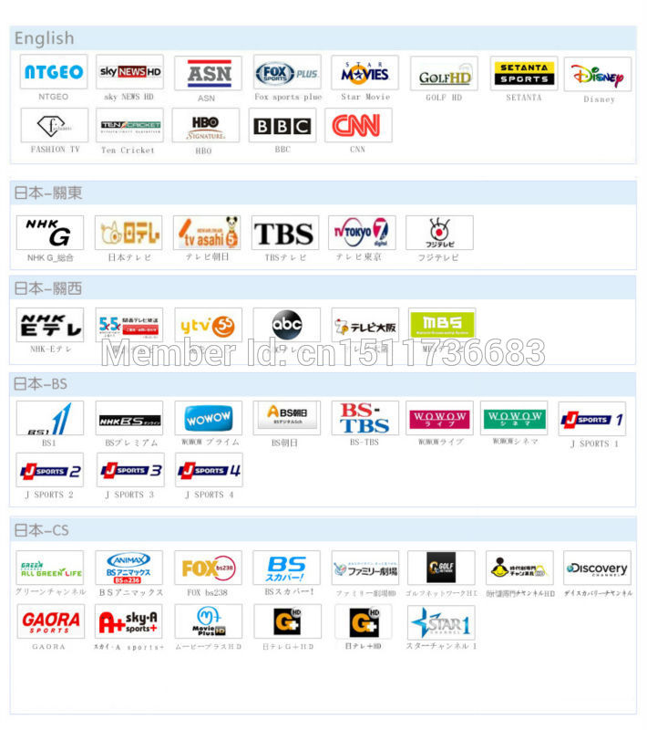 US $290 0 |2015 New Smart TV Box Japan IPTV Live Channels For Sale-in  Set-top Boxes from Consumer Electronics on Aliexpress com | Alibaba Group