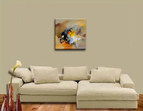 Online Shop Nice abstract oil painting on canvas high quality ...