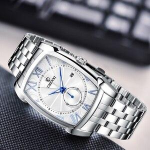 Image 3 - Relojes hombres CHENXI marca reloj de cuarzo reloj para hombre de lujo de estilo nuevo Relogio Masculino militar reloj