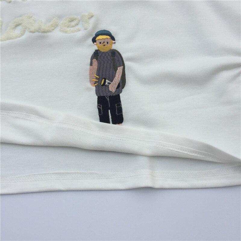 da a T shirt lunga manica maniche lunghe donna H776wqB8U
