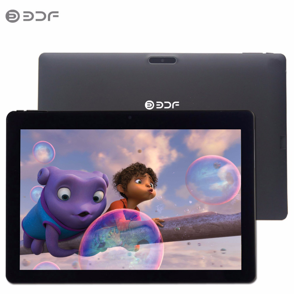 (Ship from RU) BDF 10 inch Original Android 6.0 Tablet Pc IPS 1GB RAM + 32GB ROM Support video WIFI Bluetooth Quad Core 1280*800 bs1078 10 0 quad core android 4 4 tablet pc w 1gb ram 16gb rom bluetooth wi fi white black