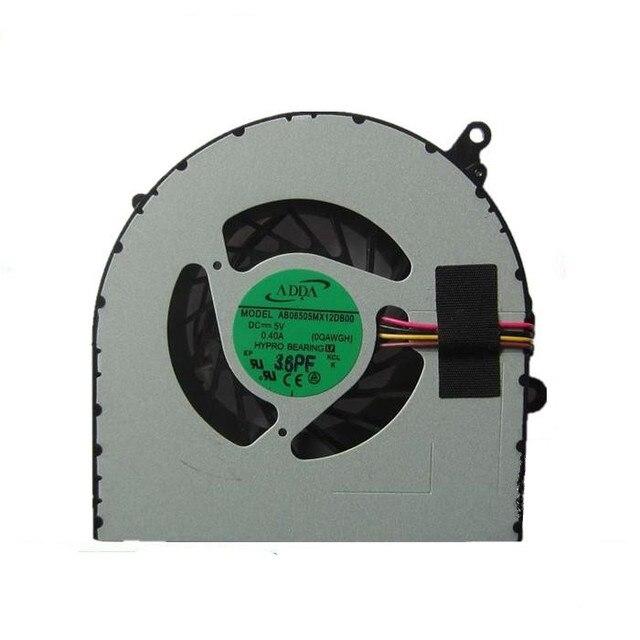 New laptop cpu fan For Lenovo P580 P585 N580 N581 N585 N586 cooling fan AB06505MX12DB00 0QAWGH Free shipping