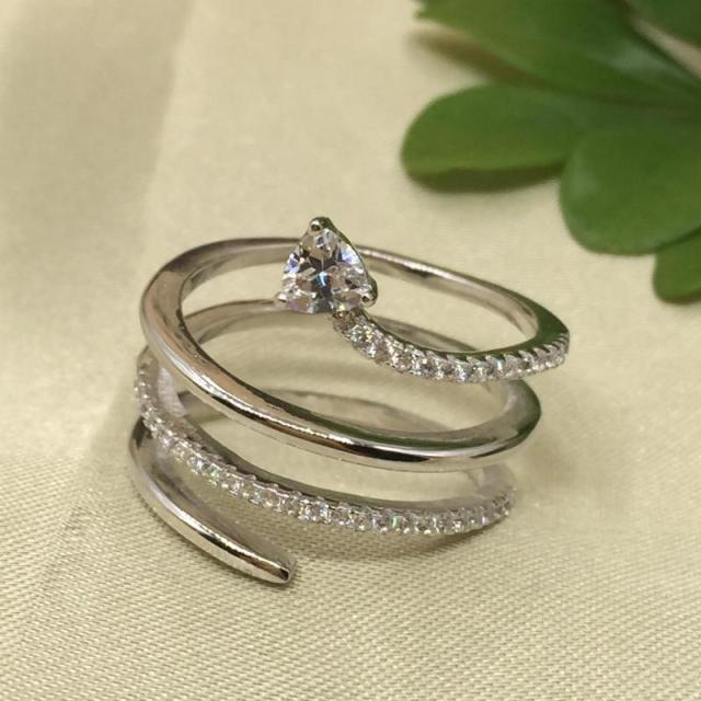 for rings lovely engagement ring snake wedding every bud aquamarine elegant of