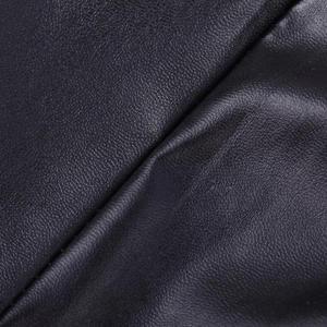 Image 5 - Minifalda Sexy de piel sintética para mujer, Falda corta ajustada, de cintura alta, ajustada, color negro