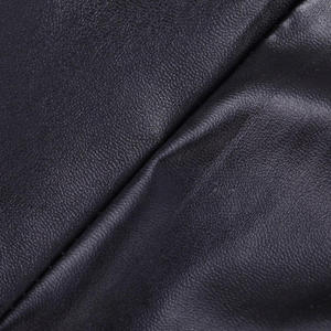 Image 5 - נשים סקסי רך עור מפוצל גבוהה מותן Slim עיפרון Bodycon קצר מיני חצאית ליידי הדוק למתוח שחור Midi OL חצאיות Clubwear