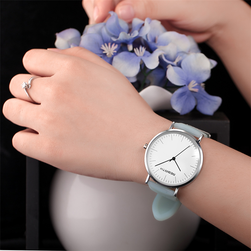 Silicone Women Watches Stylish Quartz Wristwatches REBIRTH Dress Ladies Fashion Causal Female Clock Reloj Hombre Orologio UomoSilicone Women Watches Stylish Quartz Wristwatches REBIRTH Dress Ladies Fashion Causal Female Clock Reloj Hombre Orologio Uomo