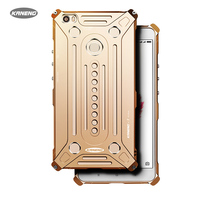 Max Luxury Shockproof Metal Aluminum Cases For Xiaomi Max Mobile Phone Back Cover Wholesale