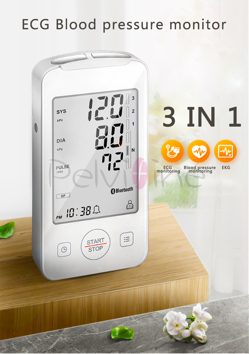 HOT SALE] Multifunction Health Care Lcd Arm Blood Pressure