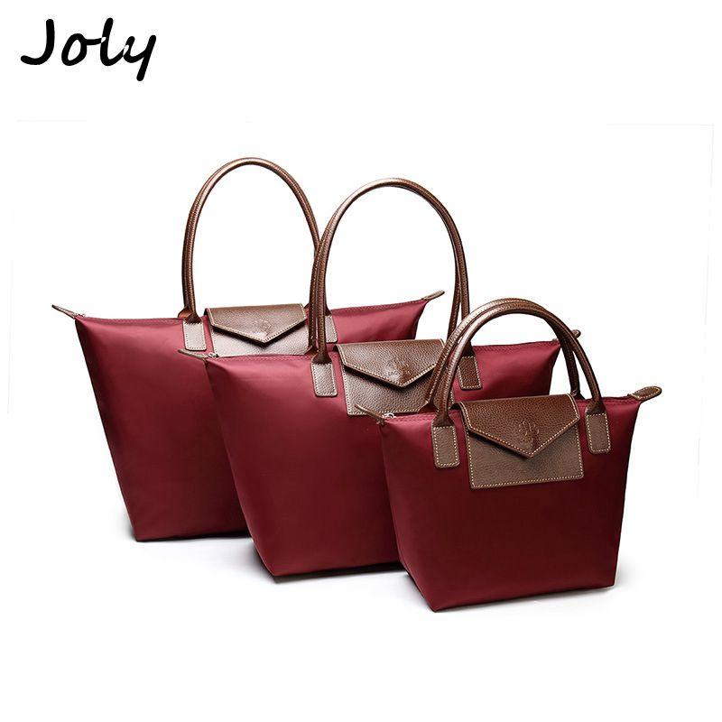 Оксфордская пельмень Большая вместительная сумка через плечо сумка тоут для покупок пляжная сумка с верхними ручками дизайнерские сумки высокого качества 3 размера|Сумки с ручками| | АлиЭкспресс