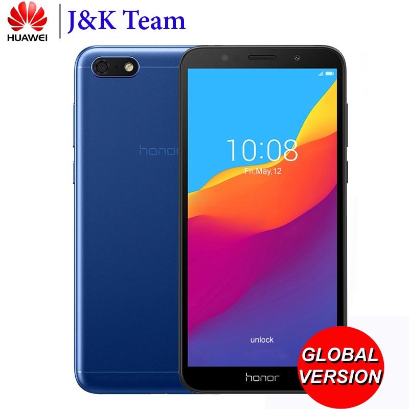 "Huawei Y5 Prime 2018 LTE смартфон 5,45 ""полный вид Экран 3020 мАч Dual SIM двойной резервный 13MP Камера Face Unlock"