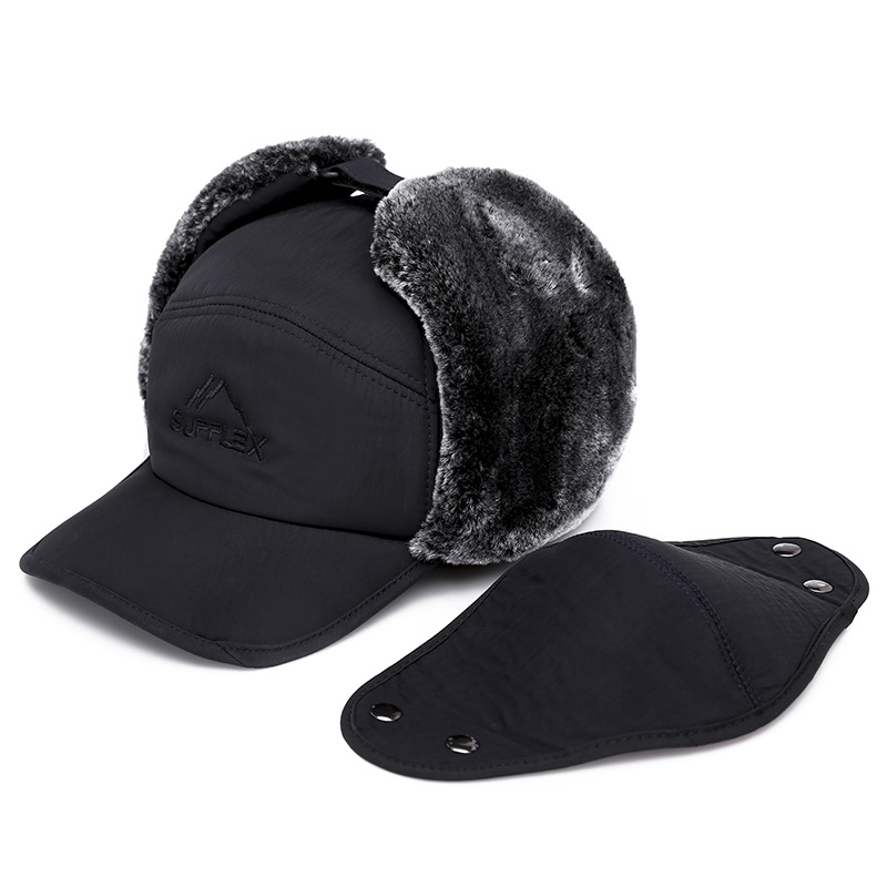 2019 New Hat For Women Casual New Solid Letter Skullies Beanies Cotton Cap Winter For Women pata19