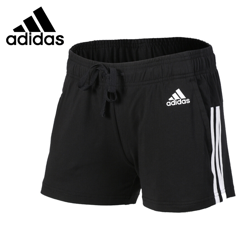 Original New Arrival 2018 Adidas Performance ESS 3S SHORT Women's Shorts Sportswear