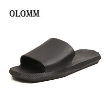 Summer Mens Slippers 2019 Fashion Korean Version Of The Simple Unisex Flat Shoes Womens Casual Beach