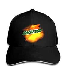 0da9f172736a2 Men Baseball cap Fashion Flame Gatorade Logo Baseball cap Classic funny Hat  novelty tsnapback women(